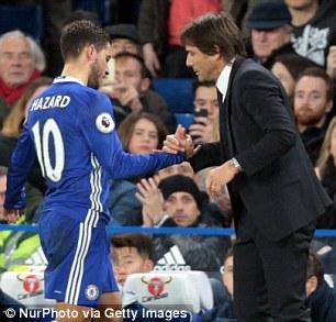 Antonio Conte will finally be exiting Chelsea making way for Italian counterpart Sarri