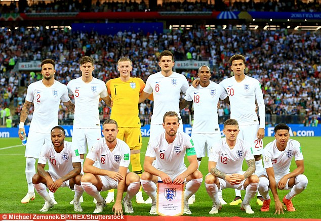 Many of the side that faced Croatia in Moscow will be young enough to come again in 2020