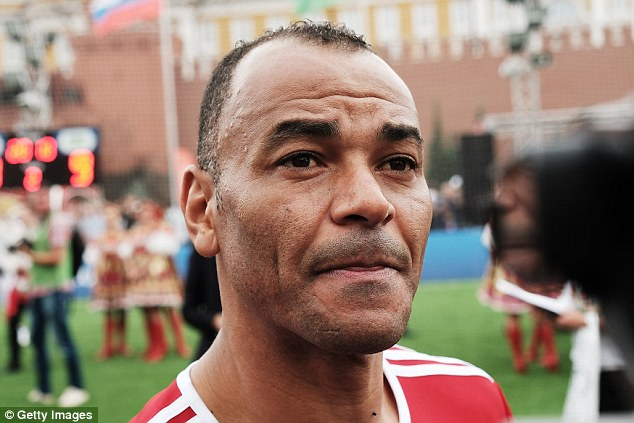 Cafu - who lifted the World Cup in 1994 and 2002 - is confident Neymar can bounce back