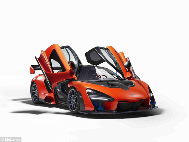 One of the 18 cars will be the P1 replacement that arrives in 2025. It will join the recently released Senna Ultimate Series model and forthcoming BP23 three-seater as part of the Ultimate Series range