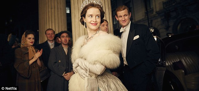Netflix drama The Crown scored huge with fans and the Emmys when it was nominated for five awards