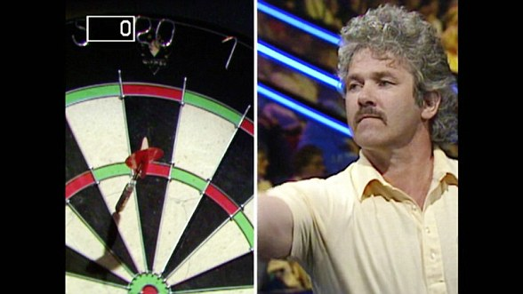 John Cooper had appeared on gameshow Bullseye just weeks before a vicious shooting of a couple on a holiday in Wales - he was later convicted of two double murders