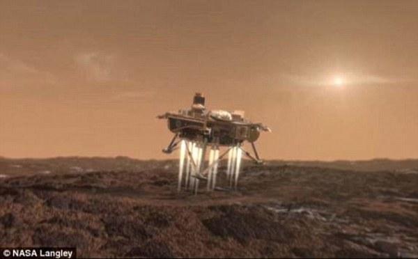Nasa's InSight lander will make it to Mars despite storm ...