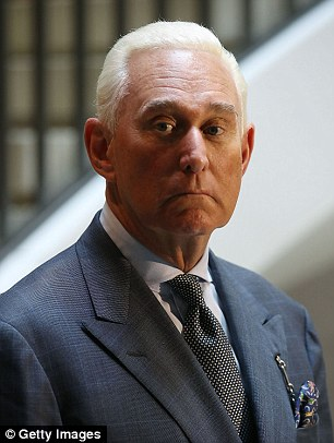 Roger Stone says he's the 'U.S. person' mentioned in federal indictments who communicated with an alleged Russian government-backed hacker known as 'Guccifer 2.0'