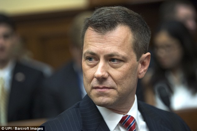 Peter Strzok's congressional hearing on Thursday was explosive, with slurs hurled all around the room during the 10-hour meeting