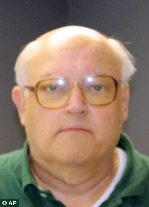 Wehrle, 67, has asked for $300,000 in donations toward his defense team. He is pictured in an undated photo released by the Ingham County Sheriff's office