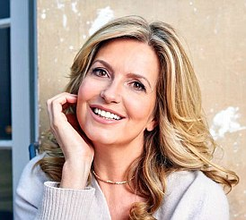 Penny Lancaster pictured above