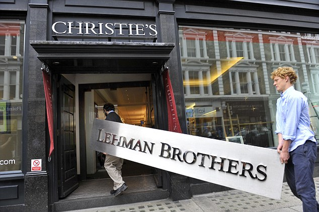Sell-off: This time a decade ago we were in the first throes of a crisis that would be triggered by the bankruptcy of Lehman Brothers