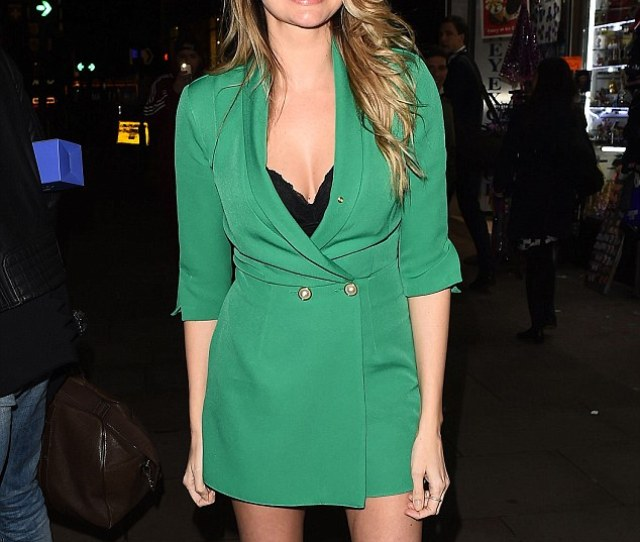 Tensions Nadine Coyle Claimed On Tuesday That Her Fellow Girls Aloud Members Didn