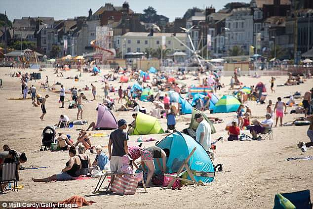 The heatwave gripping northern Europe has been made twice as likely by climate change, scientists have revealed. An initial assessment of the prolonged spell of hot weather suggests rising temperatures caused by human activity increased the odds of it happening