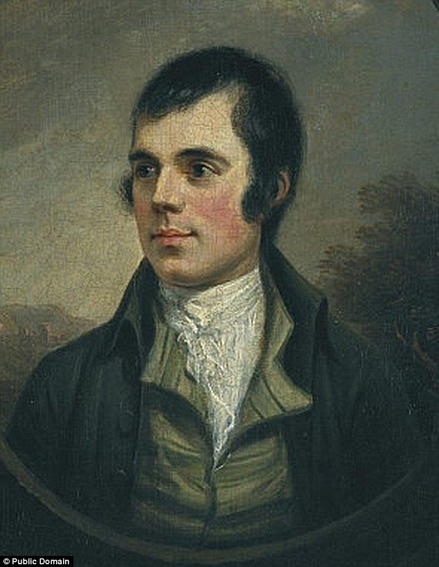Robert Burns' (pictured) writings have been subject to numerous forgeries over the years. An original work might sell for between £6,000 to £90,000 ($8,000 to $120,000) and manuscripts of dubious authenticity continue to appear at auctions