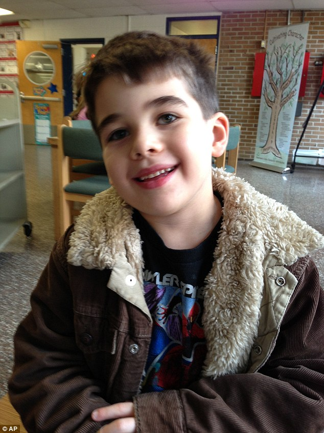 Noah Pozner was oneof the 20 children killed in the 2012 Newtown shooting massacre