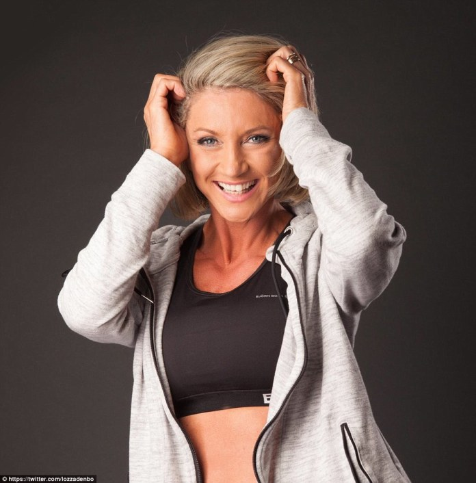 Ellie's mother Lorraine Denman is a body building veterinary nurse who lives in Hove. She is also a competitive athlete and former pageant winner