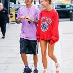 Lovebirds: Justin Bieber and fiancée,Hailey Baldwin on a movie date
