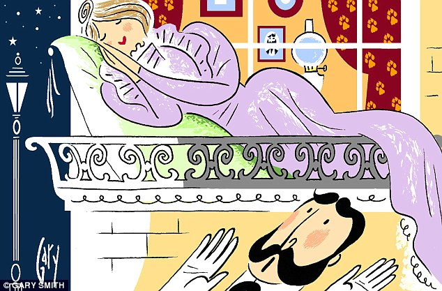 Sleeping balcony: There was a vogue for alfresco sleeping during the Edwardian period