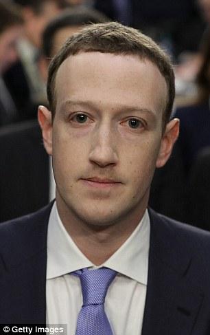 Facebook founderMark Zuckerberg