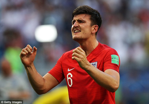 United are considering alternatives to Harry Maguire as Leicester demand £65million