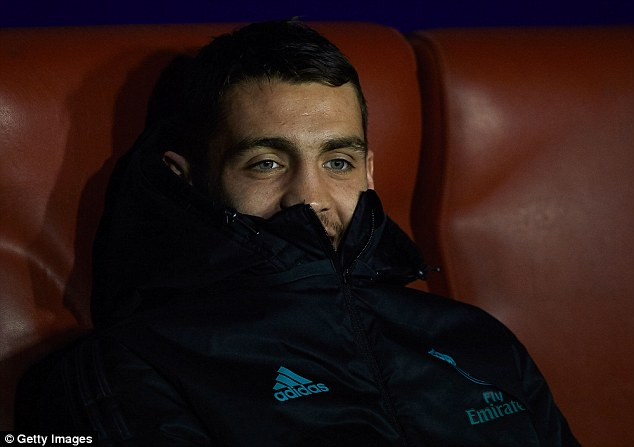 Kovacic is desperate to leave  in search of regular game time but Madrid are reluctant to sell