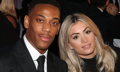 Image for My Family First Before Anything - Martial Hits Back at Mourinho
