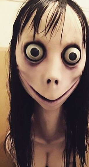 The viral game is tied to the unsettling image of a woman with grotesque features, ripped off from the work of Japanese doll artist Midori Hayashi