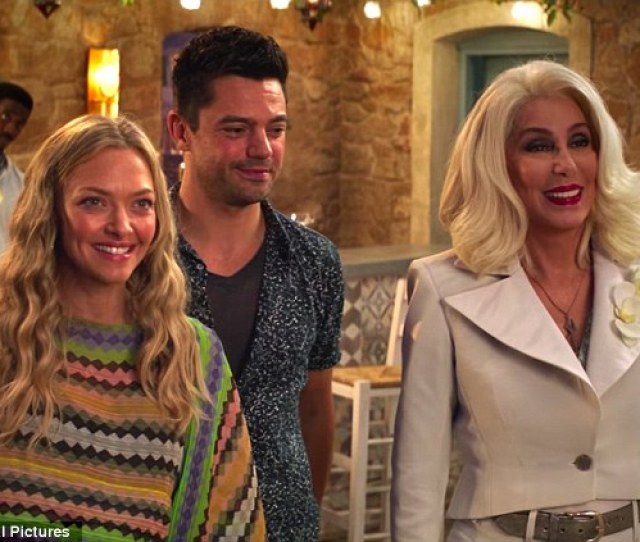 Plot Holes You Might Have Missed Scroll Down For Video Mamma Mia Fans Have Taken To Twitter To Point Out The Bizarre Inconsistencies In