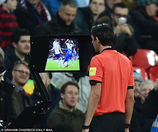 Video technology was roundly rejected by Premier League clubs despite its inherent value