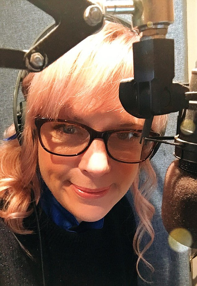 Breakfast presenter Eric Smith broke the news just after 3pm, describing Vicki as a 'much loved colleague'