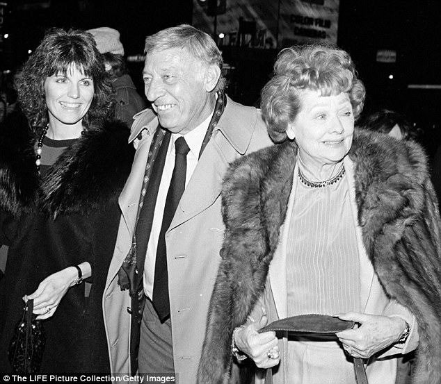 Her Desi And Arnaz Hirsch Edith When He Actress Married Drink Did Mack