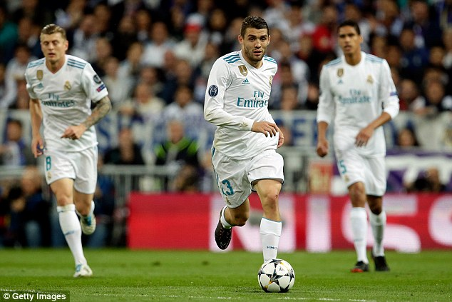 Mateo Kovacic will move in the other direction on a season-long loan once deal is finalised