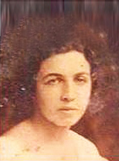 She never attended school and was unable to read and write. Both Eugene and Odelia are described in U.S. records as 'mulatto'