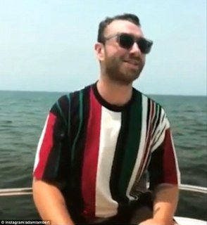 Controversy:Sam Smith has been caught on video saying he 'doesn't like' Michael Jackson... and blasted by seething fans who called for a public apology