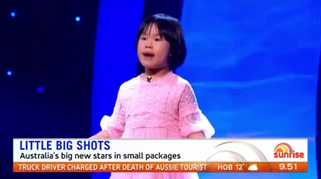 Little Esther Lee, from Sydney, made headlines in 2016 after she was able to memorise the capital of every city country in the world at the tender age of two
