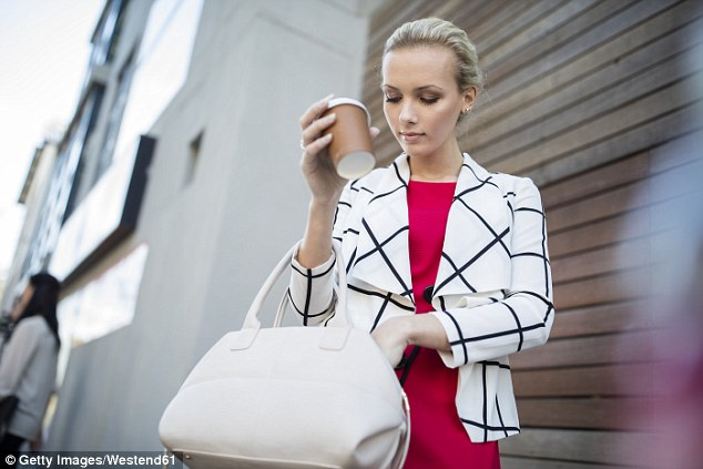 Hauling around a giant bag filled with everything you own might cause health issues such as shoulder pain and discomfort down the track (stock image)