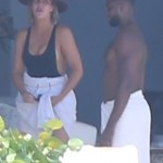 Khloe Kardashian and Tristan Thompson pack on the PDA in Mexico