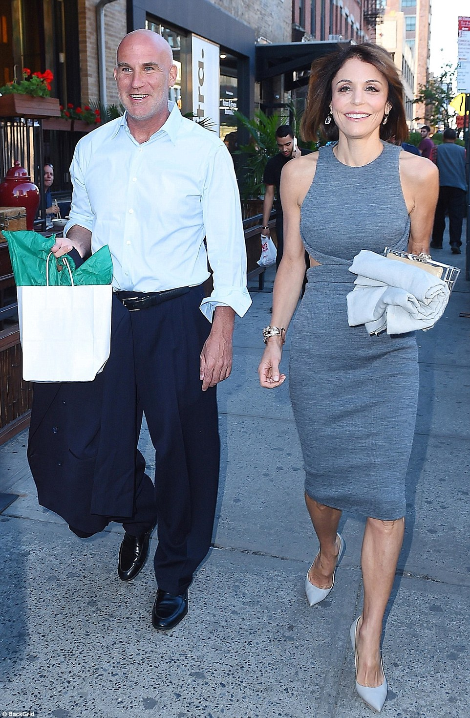 Dennis shields dating bethenny frankel