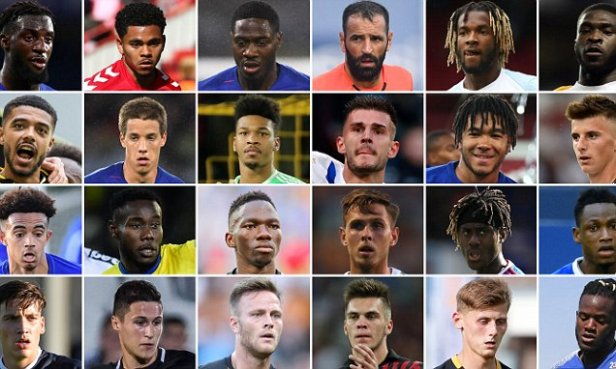Image result for chelsea loan army