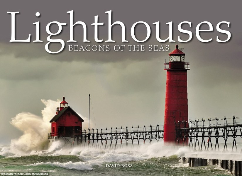 All images taken from the book Lighthouses: Beacons of the Sea, by David Ross. Published by Amber Books Ltd (RRP £19.99)