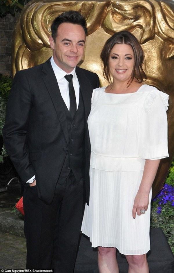 Ant McPartlin's ex Lisa Armstrong beams alongside bride as ...