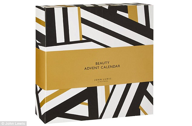 The John Lewis 2018 offering combines in-store treatments such as a bespoke 15 minute Elemis facial and high end treats including Acqua di Parma fragrance and Laura Mercier primer and you don't have long to wait for the £165 calendar as it goes on sale on 4th September