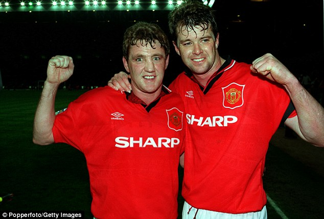 Steve Bruce and Gary Pallister's partnership was as important as Eric Cantona