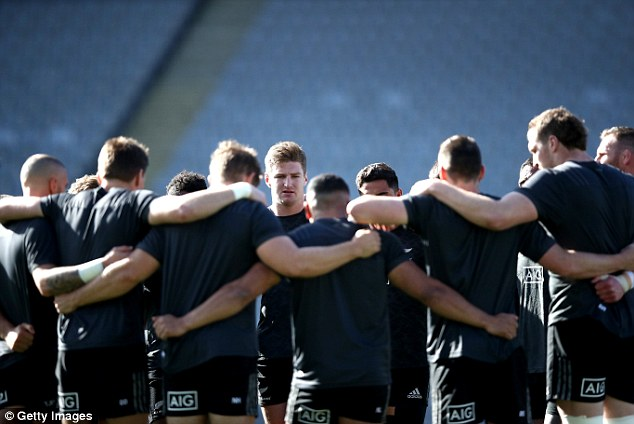 The squad are aiming for a third successive Rugby Championship title this season