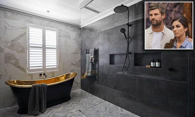 A Look Inside The 75000 Bathroom Renovation That Caused