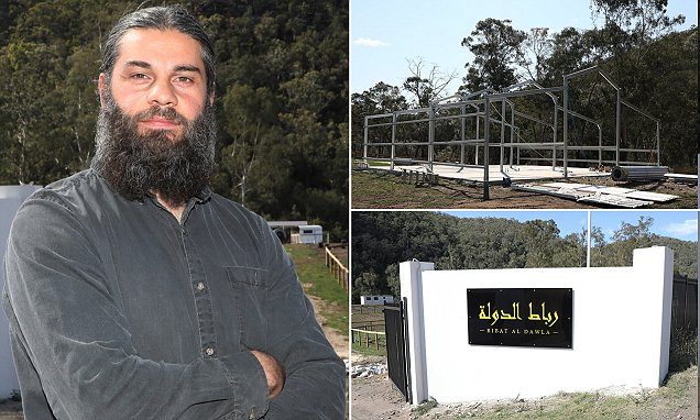 Muslim sect ordered to knock down illegal bush compound