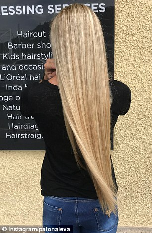 One reviewer said the quality of her hair is 'so much better' compared to how it was using a conventional straightener (after Steampod styling)