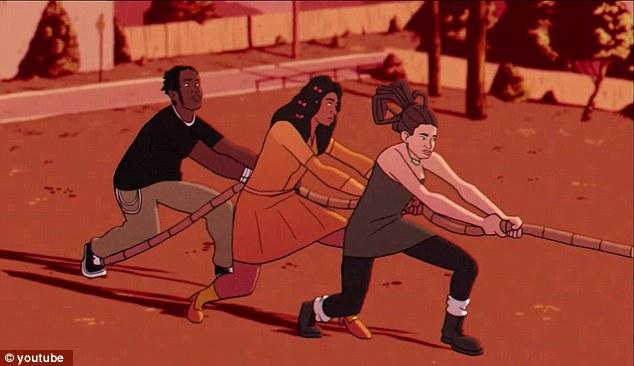 Bataille: Solange Knowles et A $ AP Rocky s'engagent dans un bras de fer avec The Weeknd