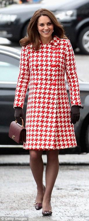 Kate Middleton Pregnant November 2017