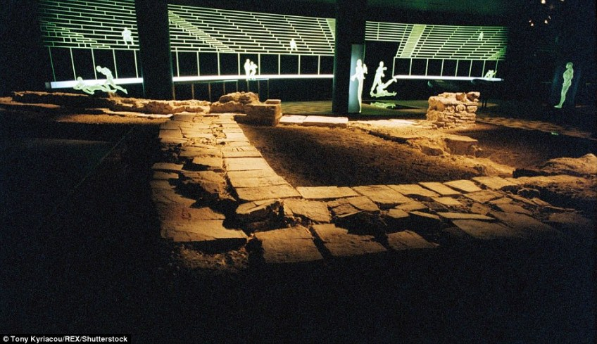 The City of London was under Roman rule for a fifth of its history. Around AD43 the Romans established Londinium and within 30 years they are thought to have constructed a wooden amphitheatre, which received a major face-lift in the early second century