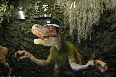 Common rosh hashanah and yom kippur greetings how to greet someone japanese hotels staffed by robots feature motion sensing dinosaurs that greet m4hsunfo