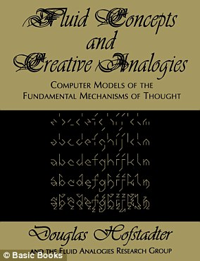 The first book sold on Amazon was 'Fluid Concepts and Creative Analogies: Computer Models of the Fundamental Mechanisms of Thought' by Douglas Hofstadter.