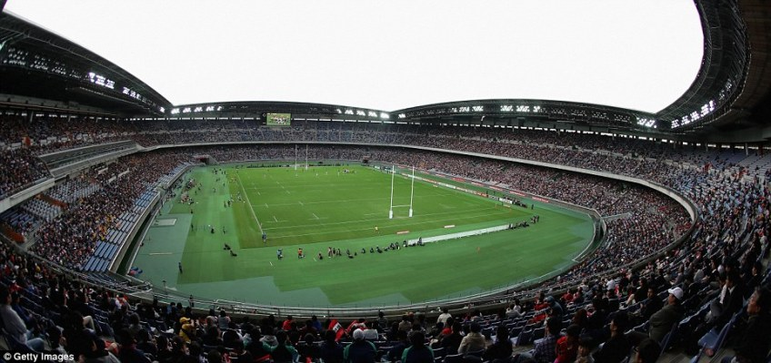 New Zealand vs South Africa, Ireland vs Scotland and England vs France will all take place at the Yokohama venue